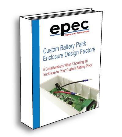 Custom Battery Pack Enclosure Design Factors Ebook
