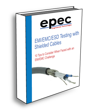 EMI/EMC/ESD Testing with Shielded Cables Ebook