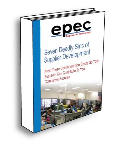 Seven Deadly Sins of Supplier Development Ebook