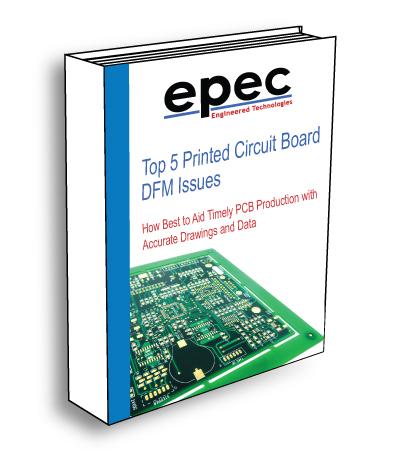 Top 5 Circuit Board DFM Issues Ebook