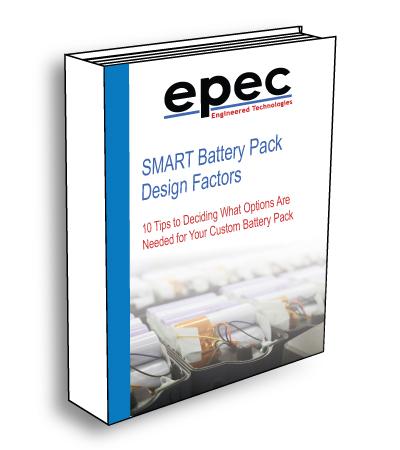 SMART Battery Pack Design Factors